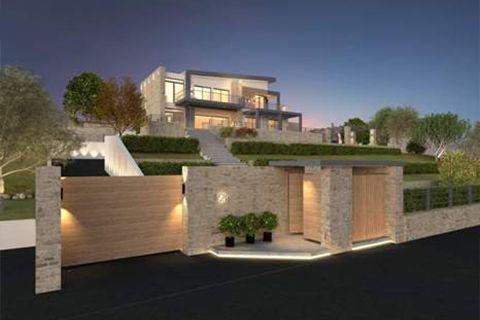 νέο, κτίριο, διώροφη, κατοικία, Χίος, 2018, architect, architecture, lefterismartakis